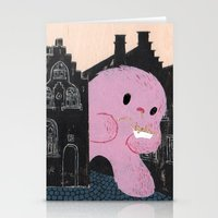 In Bruges I Stationery Cards