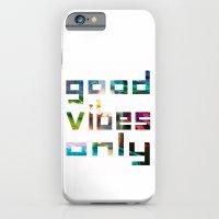 good vibes only // Coachella iPhone 6 Slim Case