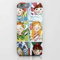 Christmas Cousins iPhone 6 Slim Case