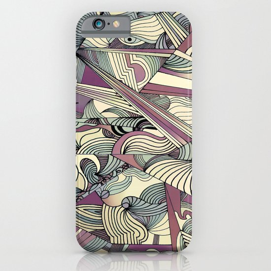 When my Mind Goes Boom. iPhone & iPod Case