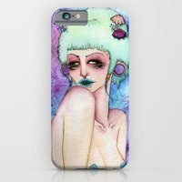 iPhone & iPod Case featuring Nymph by Sirius