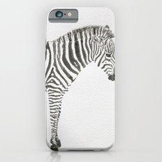 Zebra Slim Case iPhone 6s