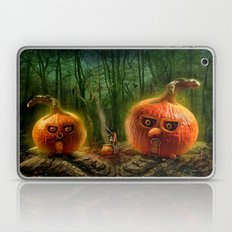 Witch's Kitchen Laptop & iPad Skin