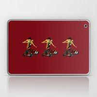 DANCERS - La Fiesta Laptop & iPad Skin