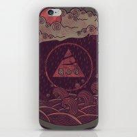 Dark Waters iPhone & iPod Skin