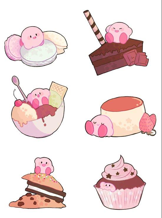 Dessert time! Art Print