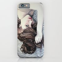 Striped Sheets iPhone 6 Slim Case