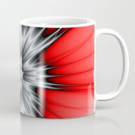Crazy, Abstract Fractal … Mug