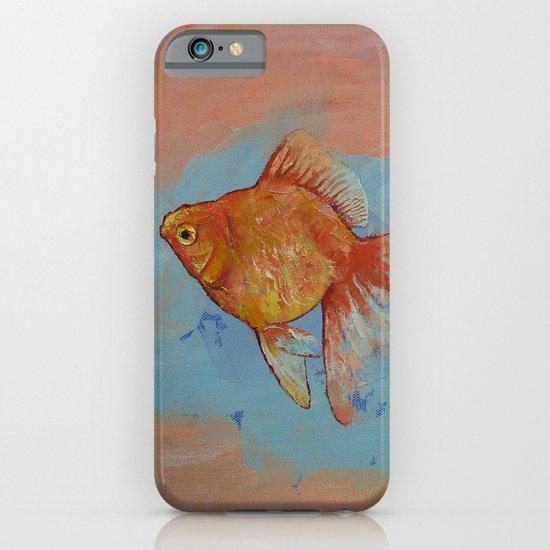 Ryukin Goldfish iPhone & iPod Case