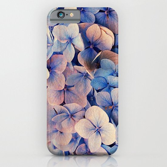 Blue Dreams iPhone & iPod Case