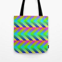 Colorful Gradients Tote Bag
