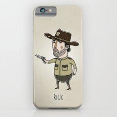 The Walking Dead, Rick iPhone 6 Slim Case