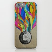 iPhone & iPod Case featuring Colour Sketch  by ChrisKai