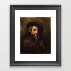 Morgant Framed Art Print