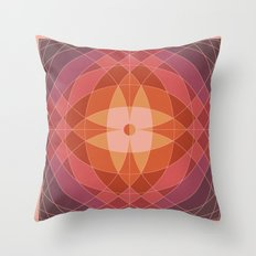 Midcentury Pattern 07 Throw Pillow