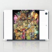 Lil' X iPad Case