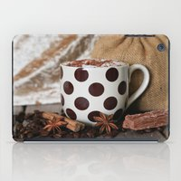 Coffee Time, Any Time iPad Case