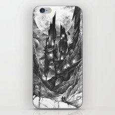 City in the far future iPhone & iPod Skin