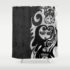 Cosmic Soup - Before Consciousness  Takes Form Shower Curtain