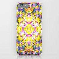 Flower Bomb iPhone 6 Slim Case