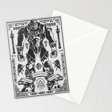 Legend of Zelda Ganondorf the Wicked Stationery Cards