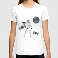 storm trooper T-shirts featuring storm trooper by Agentsassy