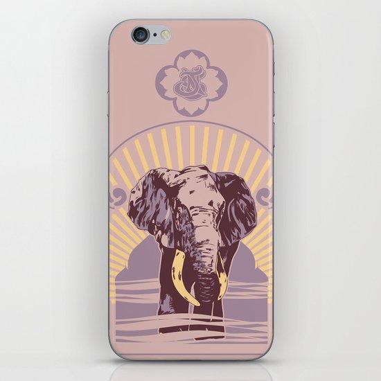 Patience & Wisdom iPhone & iPod Skin