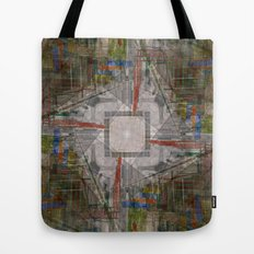 every ebb nudge knows, nary emotion rides ever onward Tote Bag