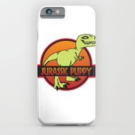 Jurassic Puppy iPhone 6 Slim Case