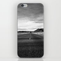 Middle Of The Road iPhone & iPod Skin