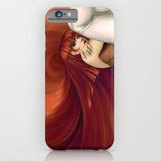 Time Antigrav - Red iPhone 6 Slim Case