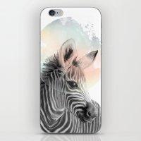 Zebra // Dreaming iPhone & iPod Skin