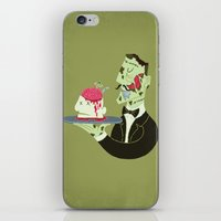 Brain Food iPhone & iPod Skin