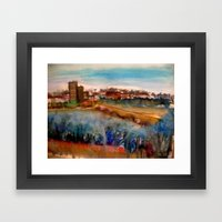 PARIS  1 Framed Art Print