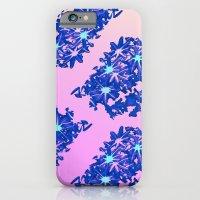 coral / floral iPhone 6 Slim Case