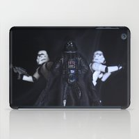 I find your lack of faith disturbing... iPad Case