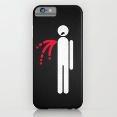 And that's why you always leave a note.  iPhone 6s Slim Case