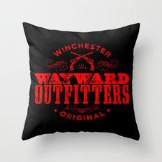 Wayward Outfitters Throw Pillow