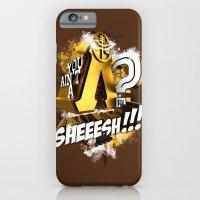 You Ain't A Lambda? SHEE… iPhone 6 Slim Case