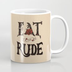 Eat the Rude Mug