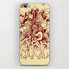 SUOC-Wood iPhone & iPod Skin