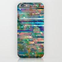 Space Glitch iPhone 6 Slim Case