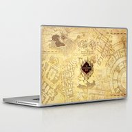 Mischief Managed Laptop & iPad Skin