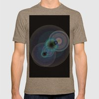 goggle eyes Mens Fitted Tee Tri-Coffee SMALL
