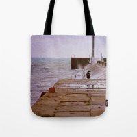 Lake Winds Tote Bag