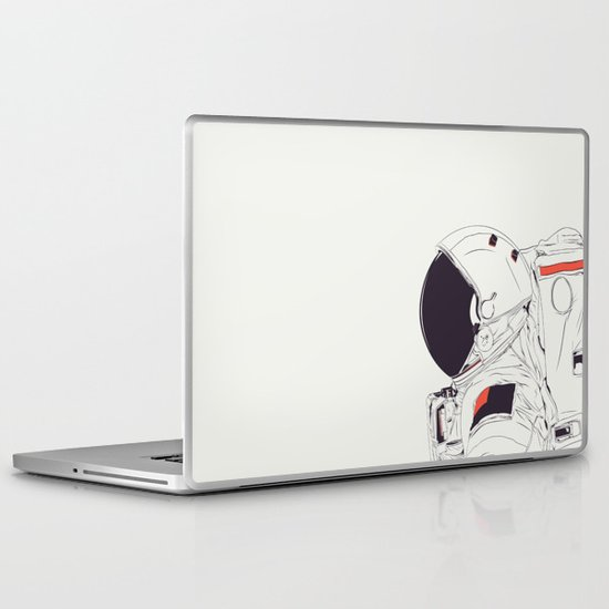 GOD IS AN ASTRONAUT Laptop & iPad Skin