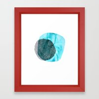 And Yet The Question Is … Framed Art Print