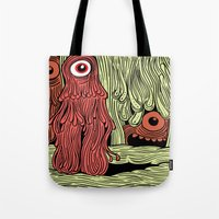 MonsterMold Tote Bag