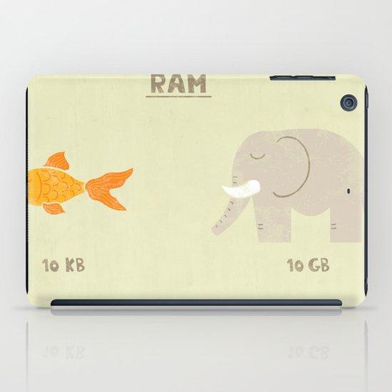 Raminals iPad Case