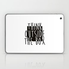 Quote Laptop & iPad Skin